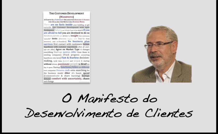Manifesto do Desenvolvimento deClientes