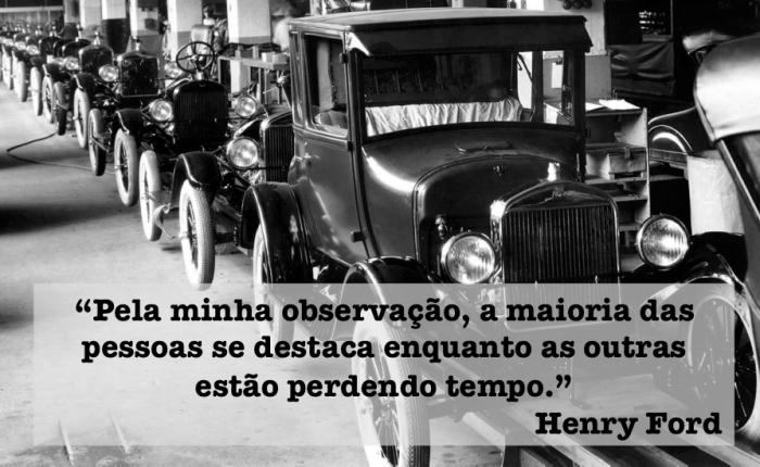 Citação – HenryFord