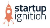 Startup consultoria Ignition canvas modelo de negócios protótipo dev