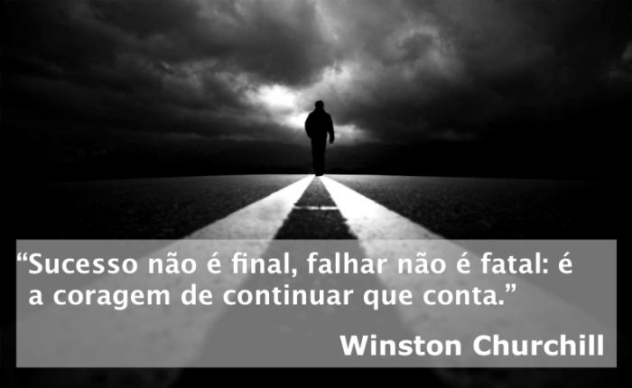 Citação – WinstonChurchill