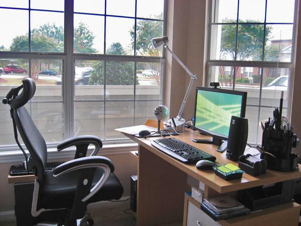 O quê seu escritório diz sobrevocê?