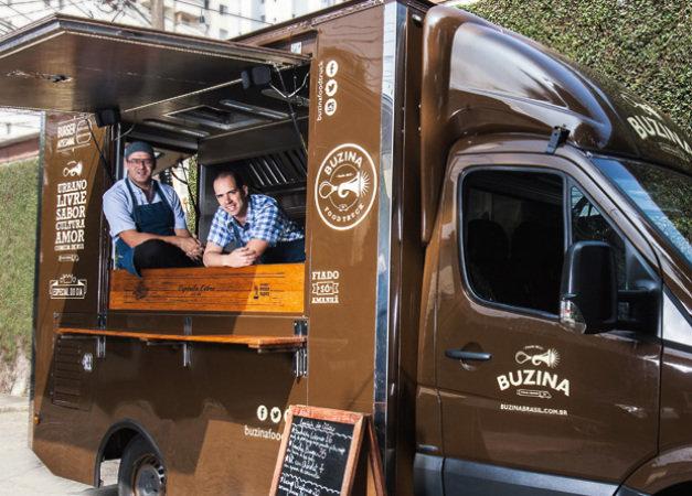 Food Trucks são febre em SãoPaulo